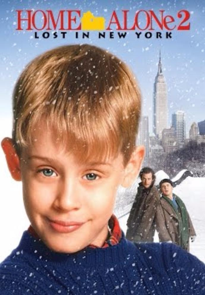 Char's Favorite Christmas Movies