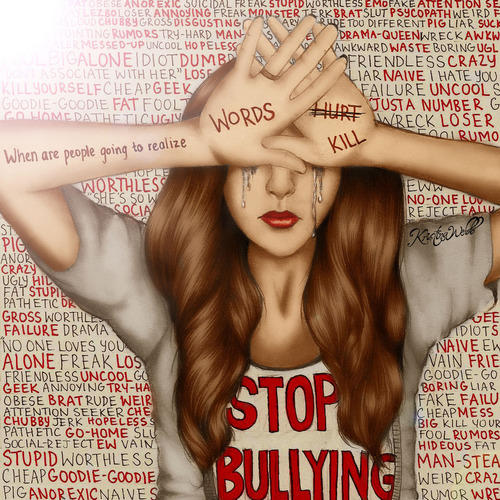 Stop Bullying! It Can End Lives!