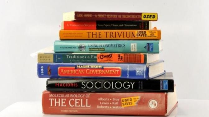 Don't sell your old textbooks