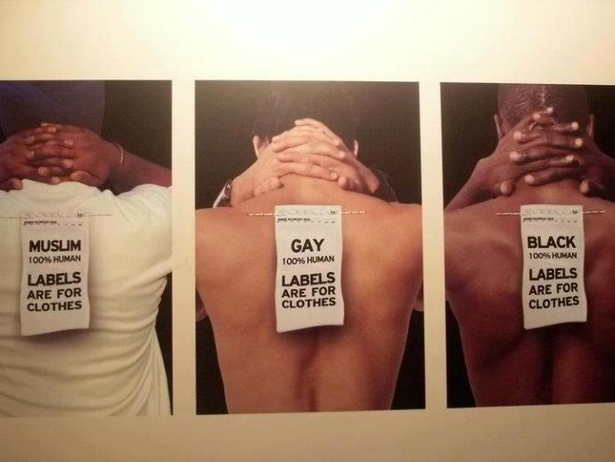 You Are Not A Label