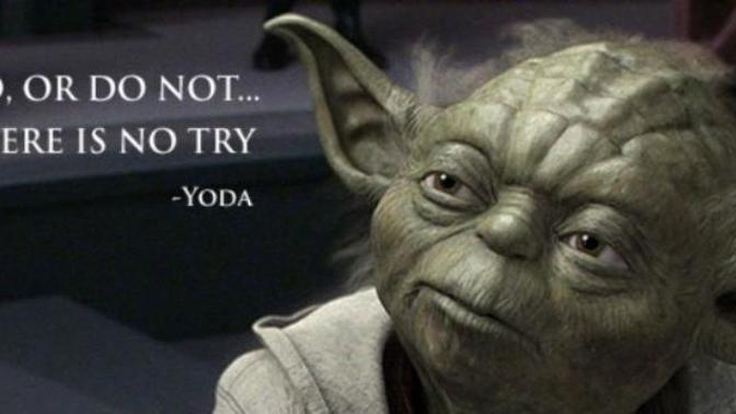 5 things I learned (at basic) that can help you through life. With a bonus from Yoda.