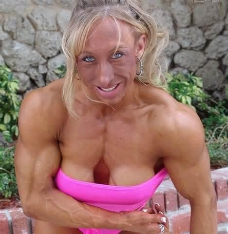 The physically strong female: gross? Or goddess?