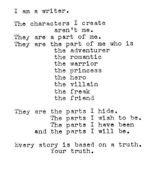 Why I love to write.