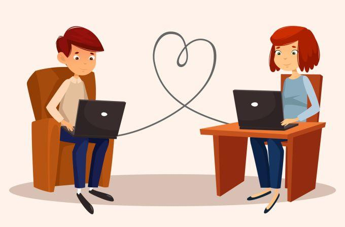 Want to try online dating?