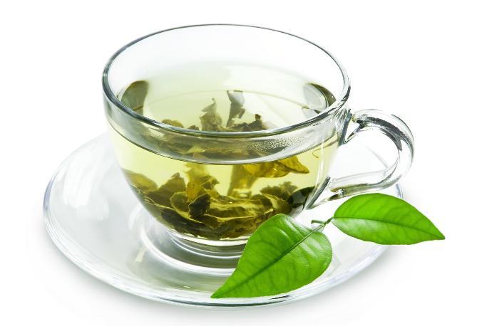 """Magical"" Green Tea"