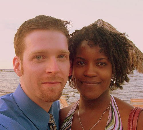 The problem with interracial dating