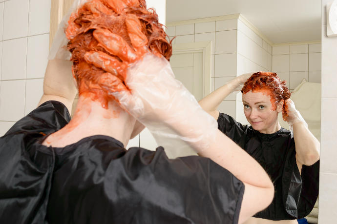 The Struggles of Being a Faux-Redhead