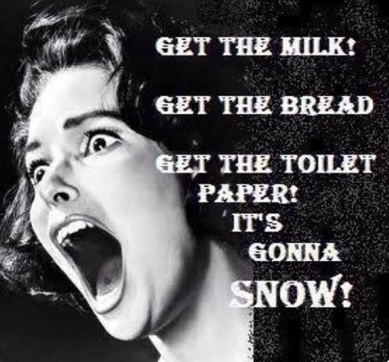 What It's Like To Be A Southerner In The Snow
