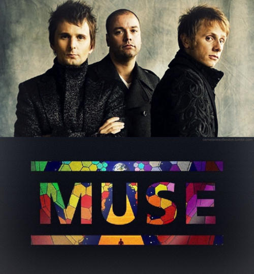 The British Are Coming! The British Are Coming! Muse: The Best Of!