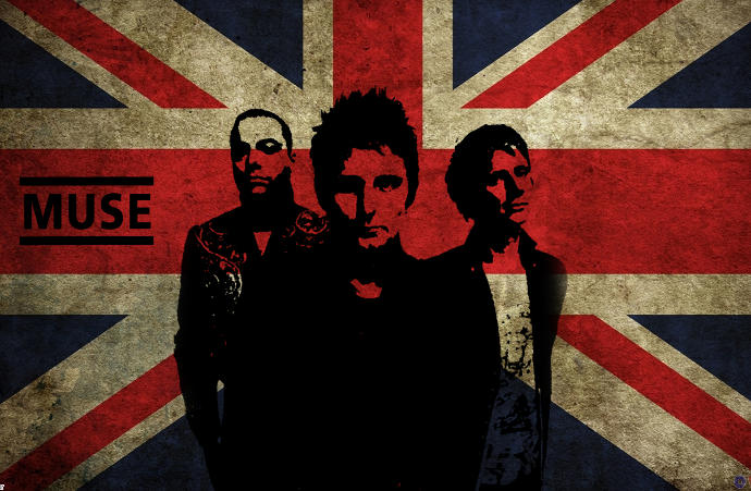 The British Are Coming! The British Are Coming! Muse: The Best Of.