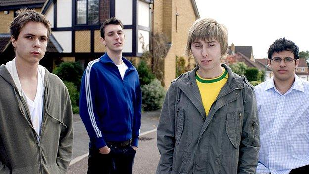 Best -more recent- British TV Series