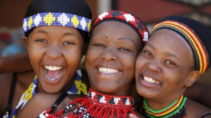 Beauty Around The World 1: Africa (By Population)