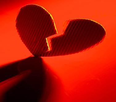 The Break Up Grief