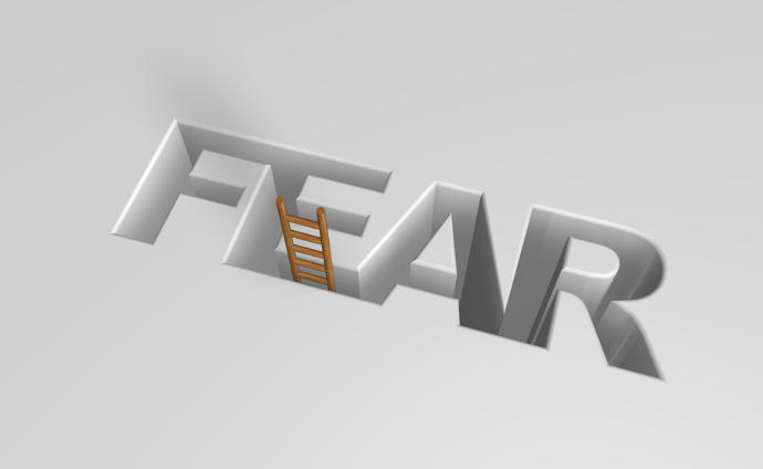 What to do when FEAR is holding you back