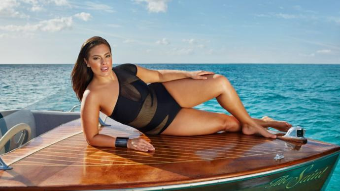 Ashley Graham cover of Sports Illustrated