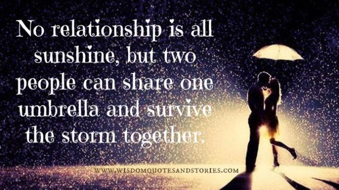 No Relationship Is Perfect, But You Can Still Have A Good One