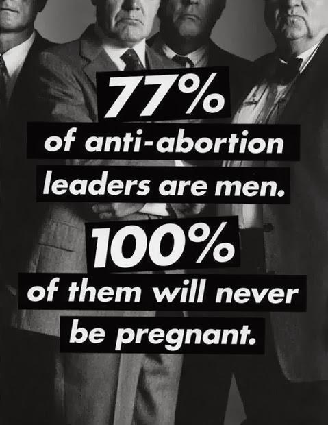 Why Pro-Abortion Men, and Particularly Women, Deserve No Sympathy