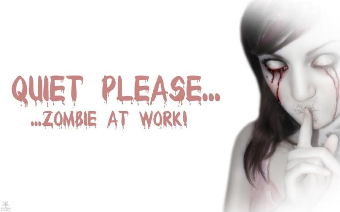 10 things you should really do before you perish in the inevitable zombie apocalypse.