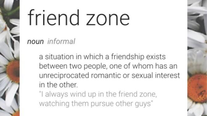 Why Girls 'Friendzone' Guys