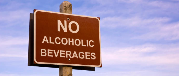 Things People Say To Those Who Don't Drink