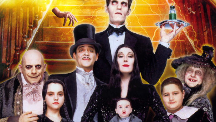 things you didn't know about the addams family