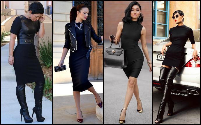 Work It Girl: Little Black Dress