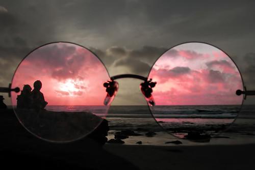 Life Through Rose Tinted Glass