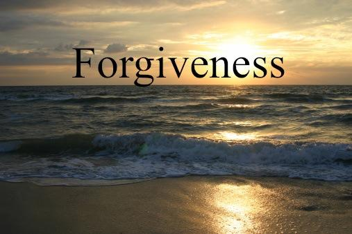THE BEAUTY OF FORGIVENESS
