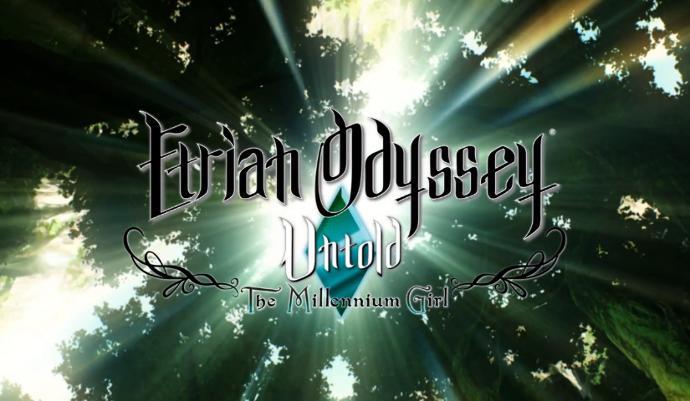Game review: Etrian Odyssey Untold Millennium girl