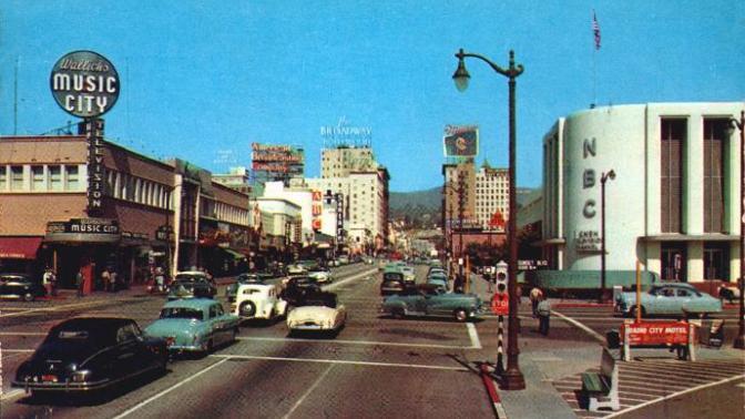 Rewind Back in 1950s