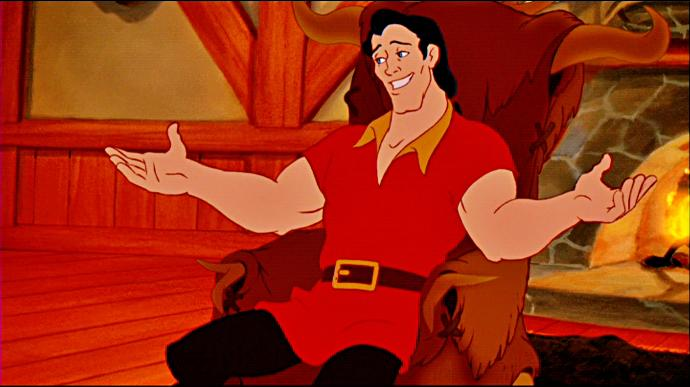 Gaston might be the worst Disney villain because we all know one in real life