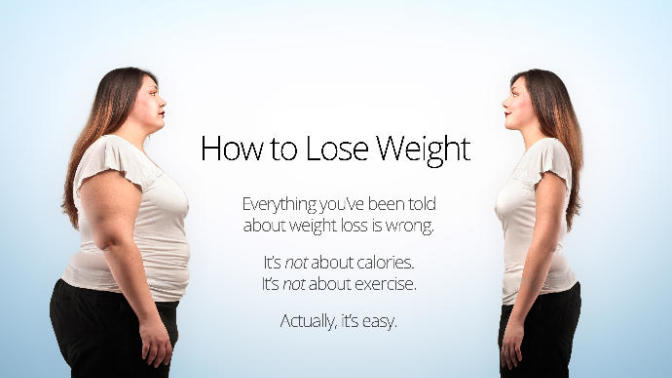 One Way to Lose Weight QUICKLY