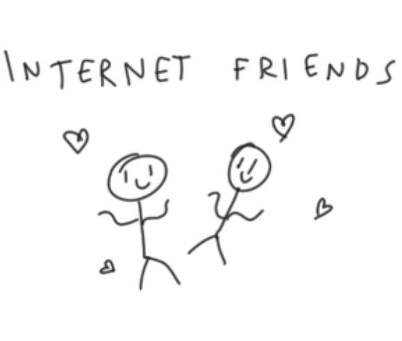5 Reasons Why Having Internet Friends is Amazing