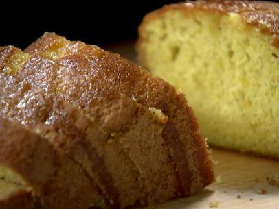 Recipes with Stephen:Orange Pound Cake.