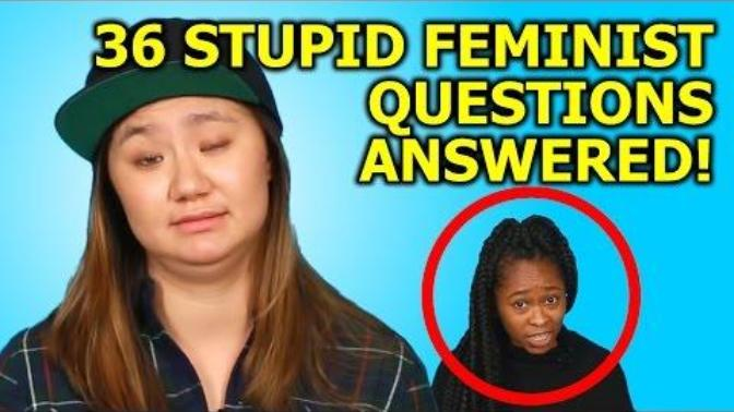 Why Modern Day Feminism Is Stupid And Unneeded (Yes I went there!)