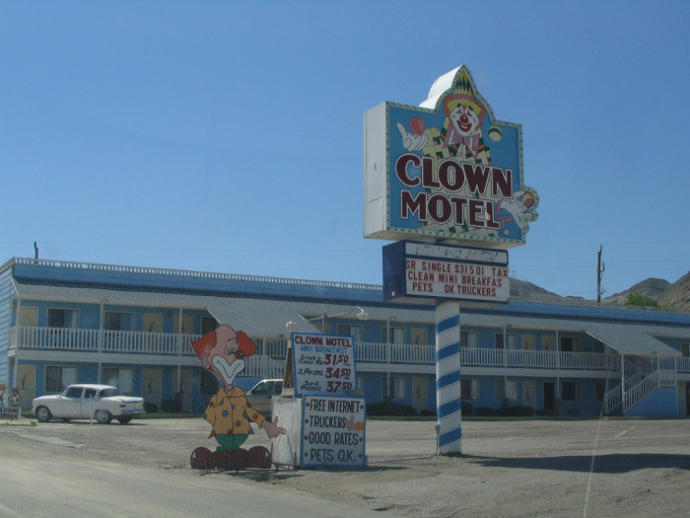 Some creepy things in my home state, Nevada