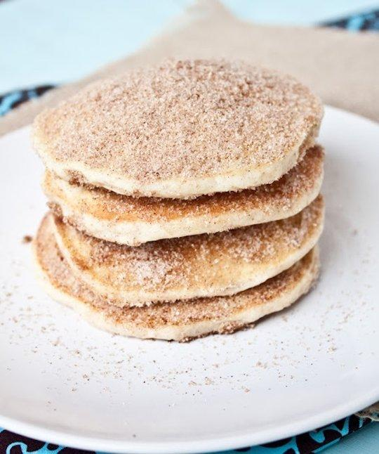 Dessert For Breakfast? Why Not! Dessert Inspired Pancake Creations To Get Your Morning Started!
