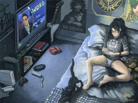 10 Reasons Why I Dislike Gamers And Being Called A Gamer Myself