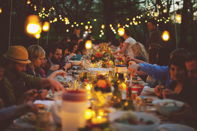 How To Host a Multi-Course Dinner Party