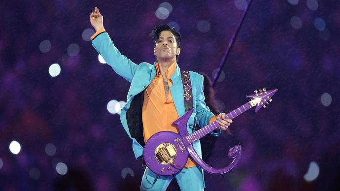 Prince : the death of a music icon