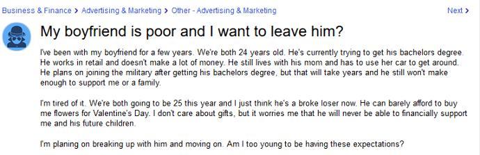 Reasons Why I Would Make a Horrendous Boyfriend ( ͡° ͜ʖ ͡°)