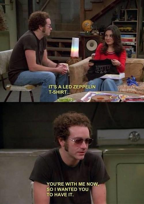 5 And A Half Reasons Why I Love Hyde From That 70's Show.