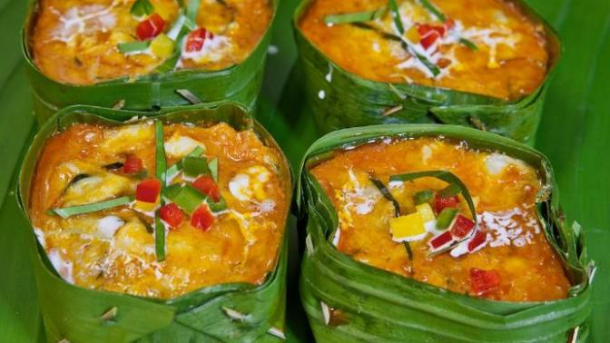 Traditional Khmer (Cambodian) Cuisines