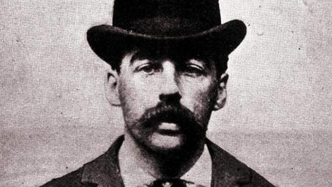 H. H Holmes murder