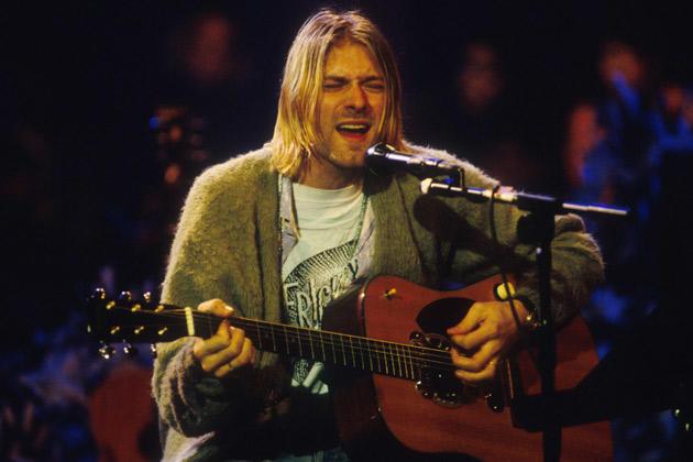 A Tribute To Kurt Cobain, Lead Singer Of Nirvana.