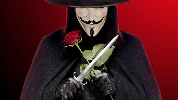 My Favorite Things About V For Vendetta