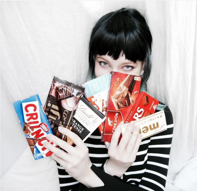 Jupiter's Top 5 : Chocolate Brands!