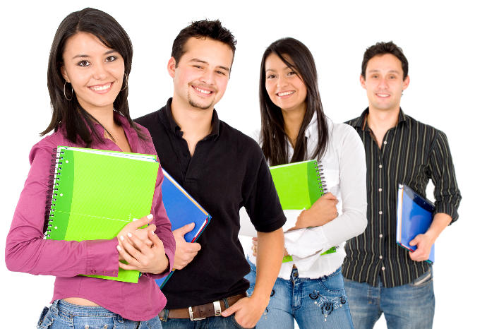 The 5 different types of high school classroom students