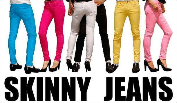 Dear Skinny Jeans, Why Won't You Just Die Already?