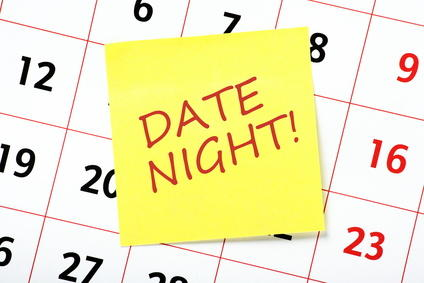 Awesome, non-traditional date night ideas.